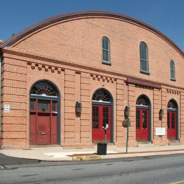 Columbia Market House