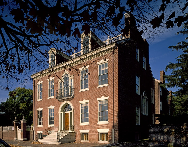 Colonial Courthouse, York, Pennsylvania