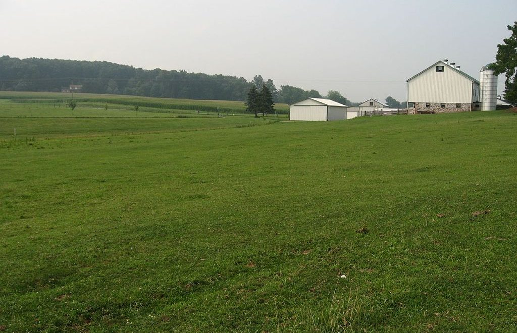 York County Farm Land and buildings.